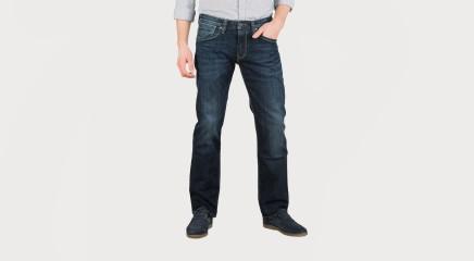 Pepe Jeans Teksapüksid Kingston Zip
