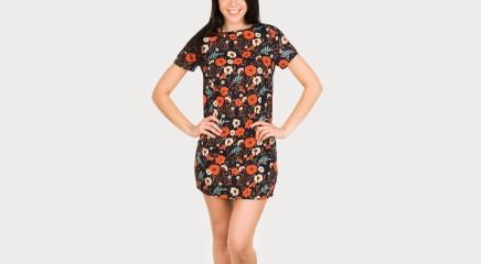 Glamorous Kleit 4597B