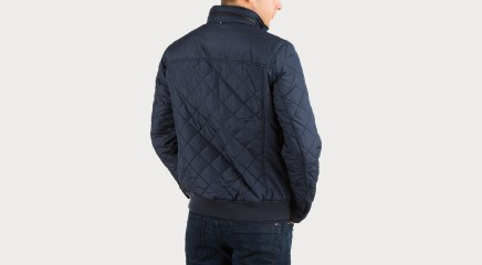 Tommy Hilfiger Jope Diamond Quilted Bob Bomber
