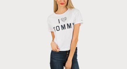 Tommy Hilfiger T-särk Thdw Cn S/s 46