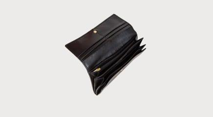 Tommy Hilfiger Rahakott Leather Twist Large