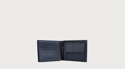 Tommy Hilfiger Rahakott Harry CC Flap and Coin Pocket