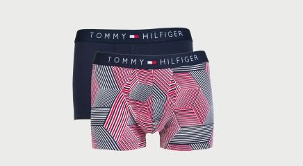 Tommy Hilfiger Bokserid 2P Trunk RWB