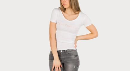 Calvin Klein T-särk Tess 3 VN