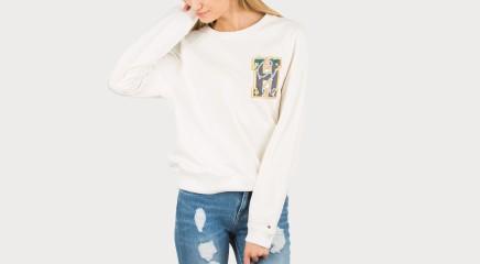 Tommy Hilfiger Dressipluus Gigi Hadid Sweatshirt