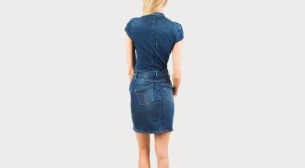Calvin Klein Kleit Sculpted Dress - Stati