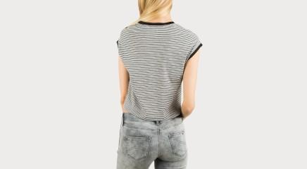 Calvin Klein T-särk Loretta Stripe