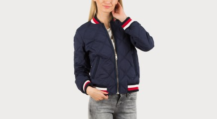Tommy Hilfiger Jope Blake Stretch Down Bomber