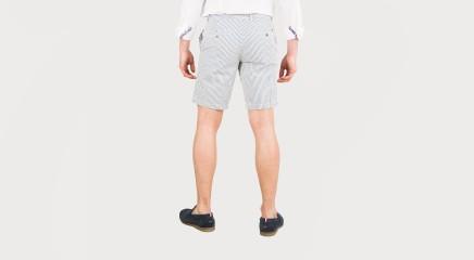 Tommy Hilfiger Lühikesed püksid Brooklyn Striped Seerskr