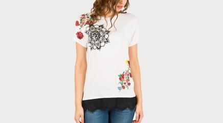 Desigual T-shirt Oporto