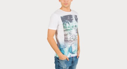 Kaporal T-shirt Chell