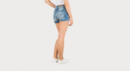 Denim Dream Lühikesed teksapüksid Janika
