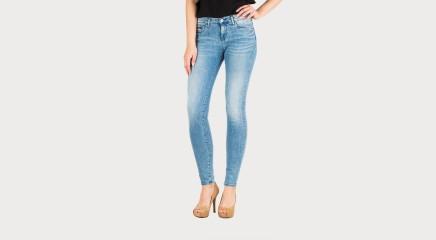 Calvin Klein Teksapüksid Mid Rise Skinny