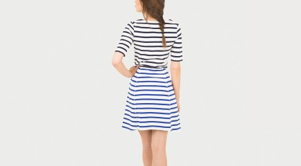 Tommy Hilfiger Kleit OLIVER BOAT-NK DRESS