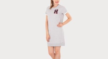 Tommy Hilfiger Платье Dove C-NK Sweatshirt Dress