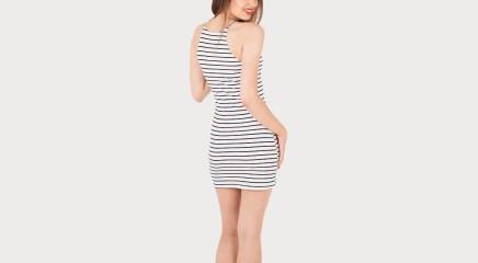Glamorous Kleit 0184