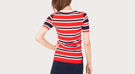 Tommy Hilfiger Polo Erin Stp Polo
