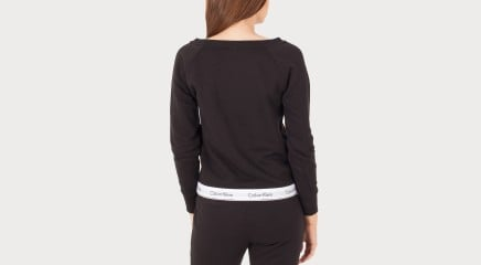 Calvin Klein спортивный свитер 000QS5718E
