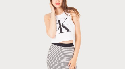 Calvin Klein Maika Tendel-4 True Icon