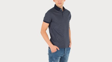 Tommy Hilfiger Polo Jacquard Texture