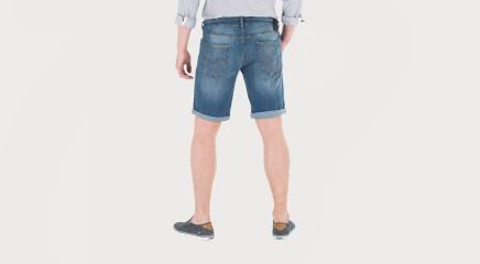 Guess Lühikesed teksapüksid M72D01