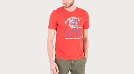 Mustang T-shirt 6868-1603