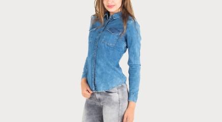 Calvin Klein Teksapluus Westin Shirt