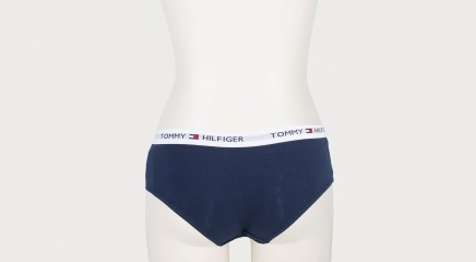 Tommy Hilfiger Apatinis trikotažas Cotton Shorty Iconic