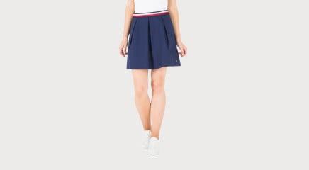 Tommy Hilfiger Seelik Taylor Solid Skirt