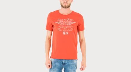 Mustang T-shirt 6882-1603