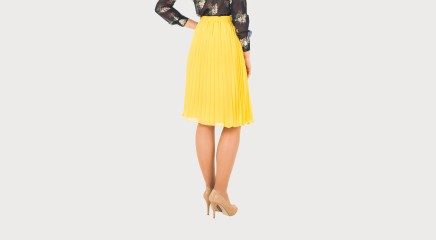 Tommy Hilfiger Seelik Thdw Pleated Skirt