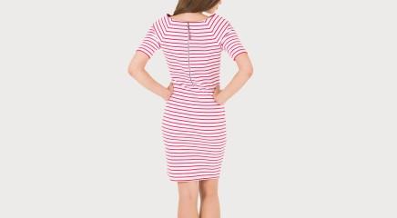 Tommy Hilfiger Kleit Thdw Knit Stp Dress
