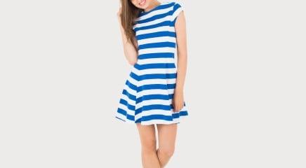 Tommy Hilfiger Kleit Thdw Basic Fit Flare Dress