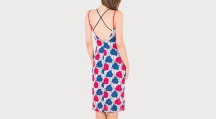 Tommy Hilfiger Kleit Thdw Strappy Midi Dress