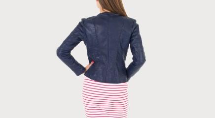 Guess Кожаная куртка W7122J