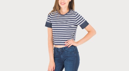 Tommy Hilfiger Pluus Dessa Cropped Top