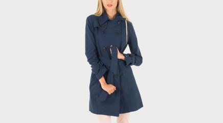 Tommy Hilfiger Mantel THDW BASIC TRENCH COAT 13