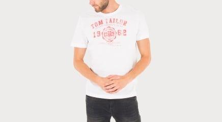 Tom Tailor Marškinėliai 1023549.05.10