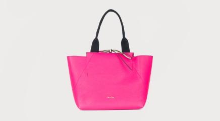 Calvin Klein Handbag Is4 Metallic Large Reversible Tote