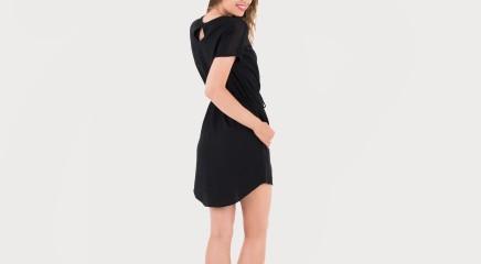 Calvin Klein Kleit Damia Woven MM Dress