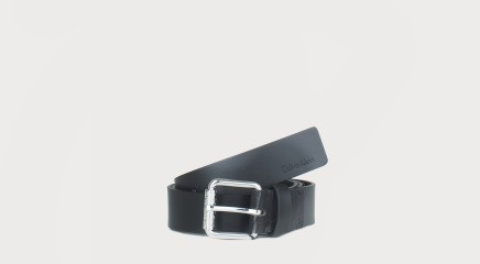 Calvin Klein Vöö CK Roller Buckle Belt
