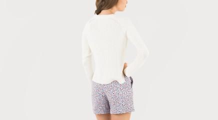 Calvin Klein Kampsun Swan CN Sweater