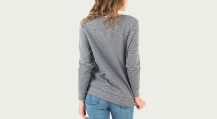 Calvin Klein Dressipluus Crew Neck Hwk True Icon Heather