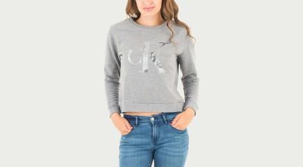 Calvin Klein Dressipluus Harper True Icon Logo