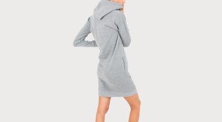 Calvin Klein Kleit Darla True Icon Hooded