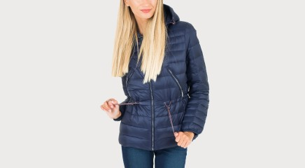 Tommy Hilfiger Jope Callie Hooded LW Down