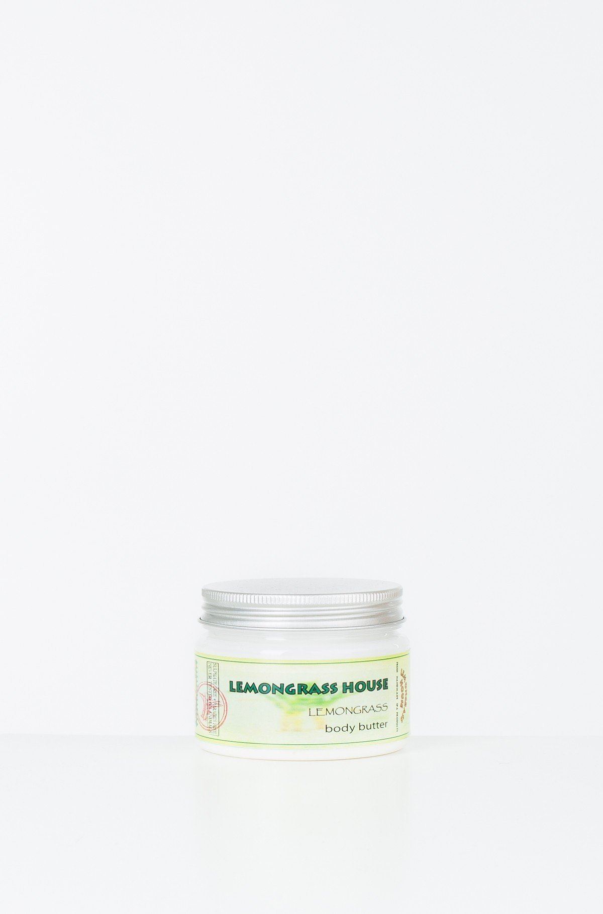 Kehakreem Body Butter Lemongrass 150g-full-1