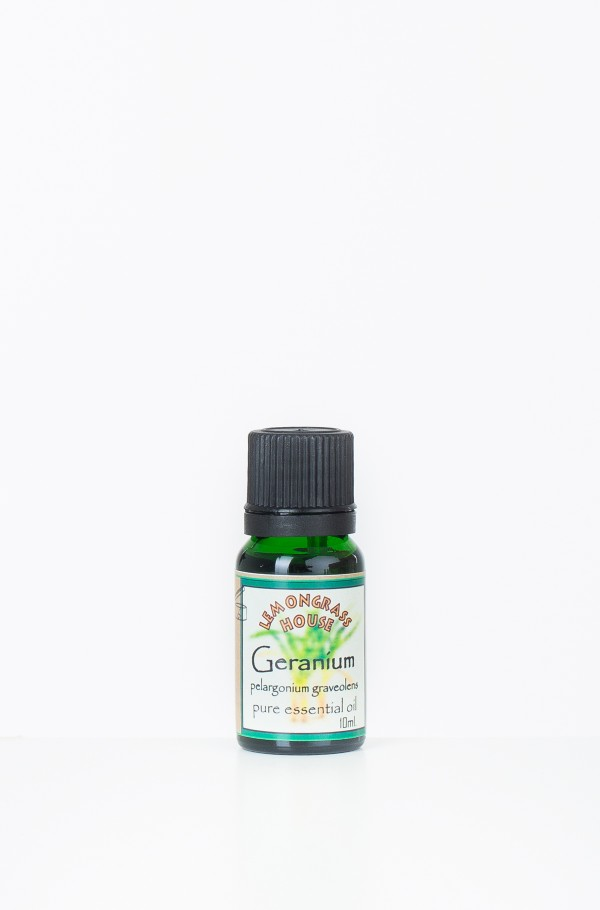 ESSENTIAL OIL GERANIUM 10ml