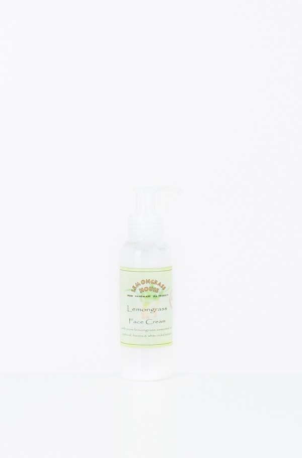 FACE CREAM LEMONGRASS 120ml