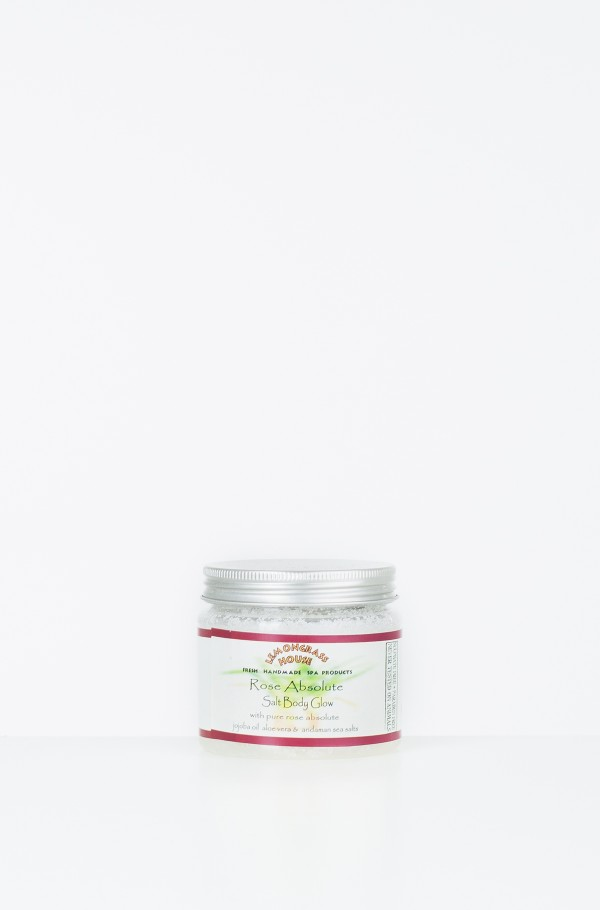 BODY SCRUB ROSE (SALT GLOW) 200g